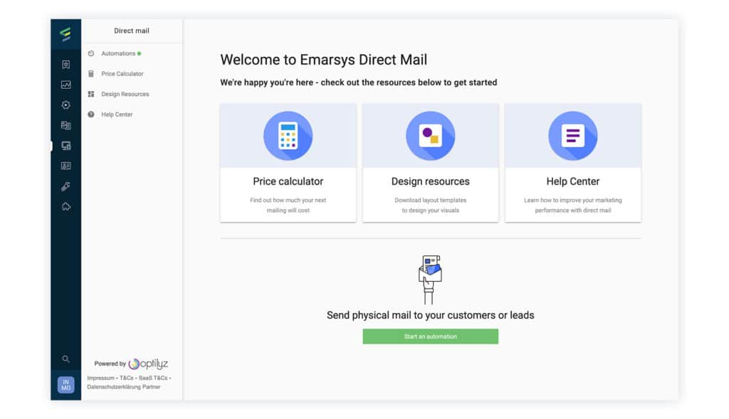 Directmail A Fully Integrated Solution