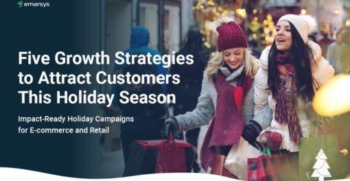 5 stratégies de croissance pour attirer les clients pendant la période des fêtes